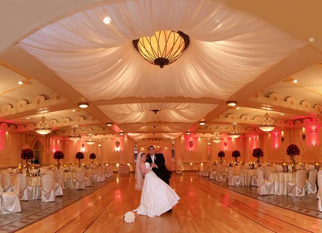 Grand Ballroom του Sand Castle