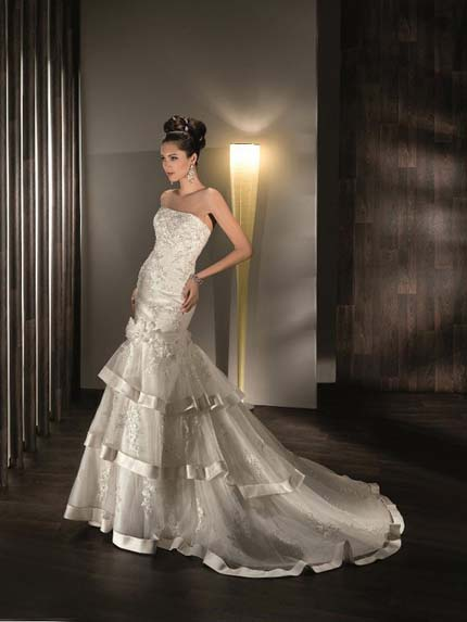wedding dress 2012 demetrios