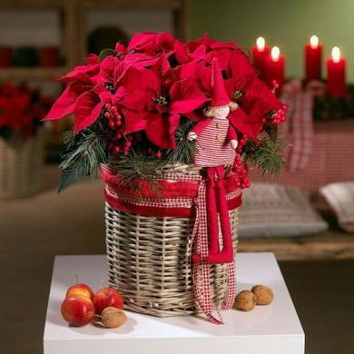 Χριστουγεννιάτικος στολισμός δεξίωσης