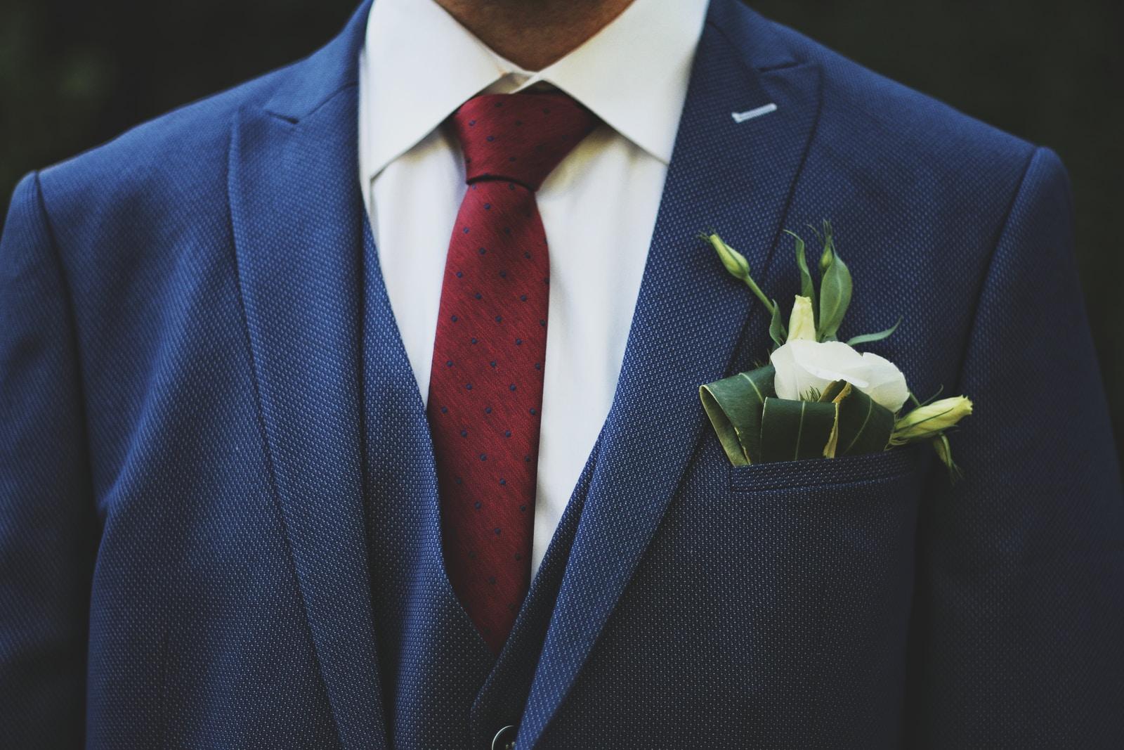 ντύσιμο - κουστούμι γαμπρού