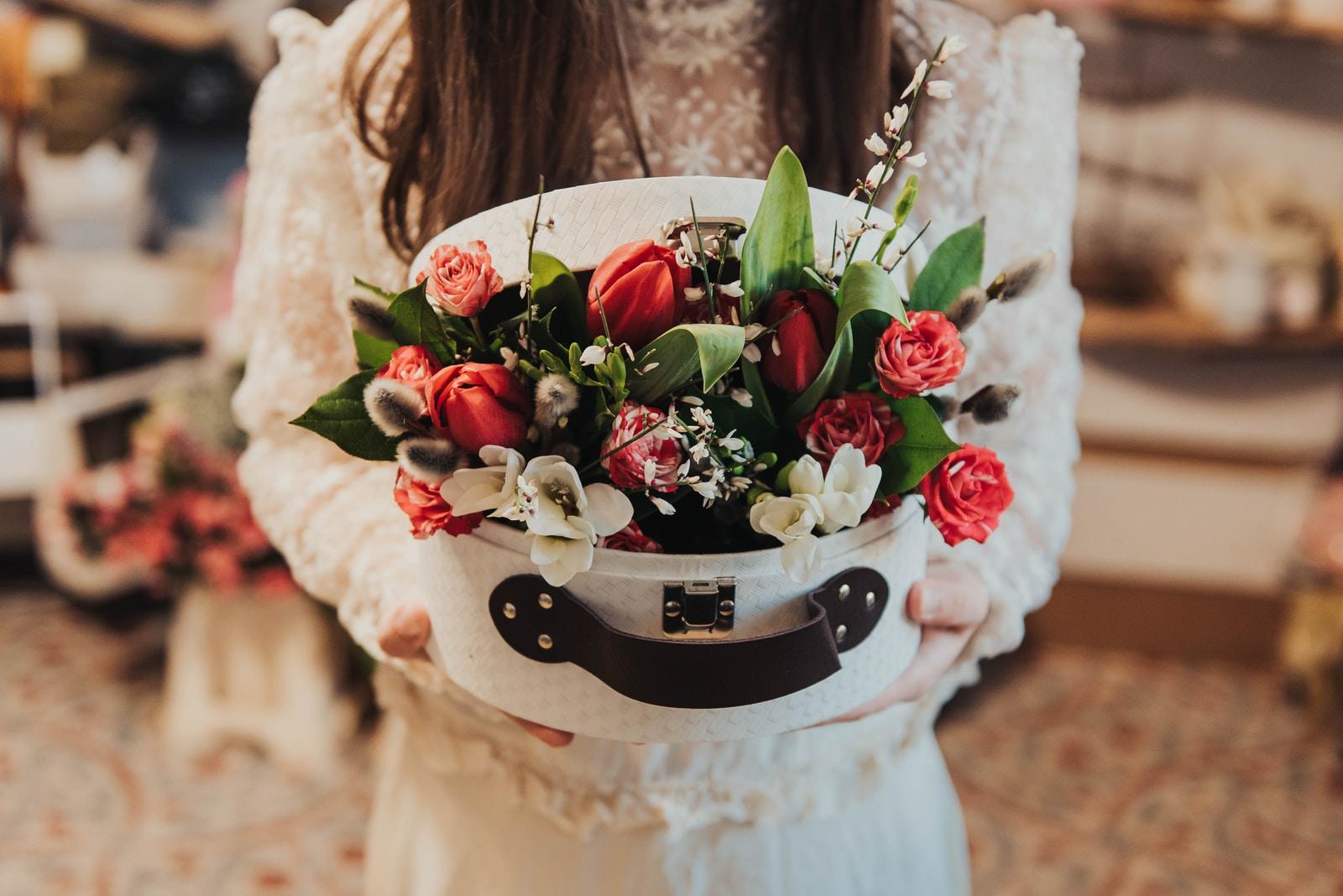 ανθοπωλείο για το γάμο