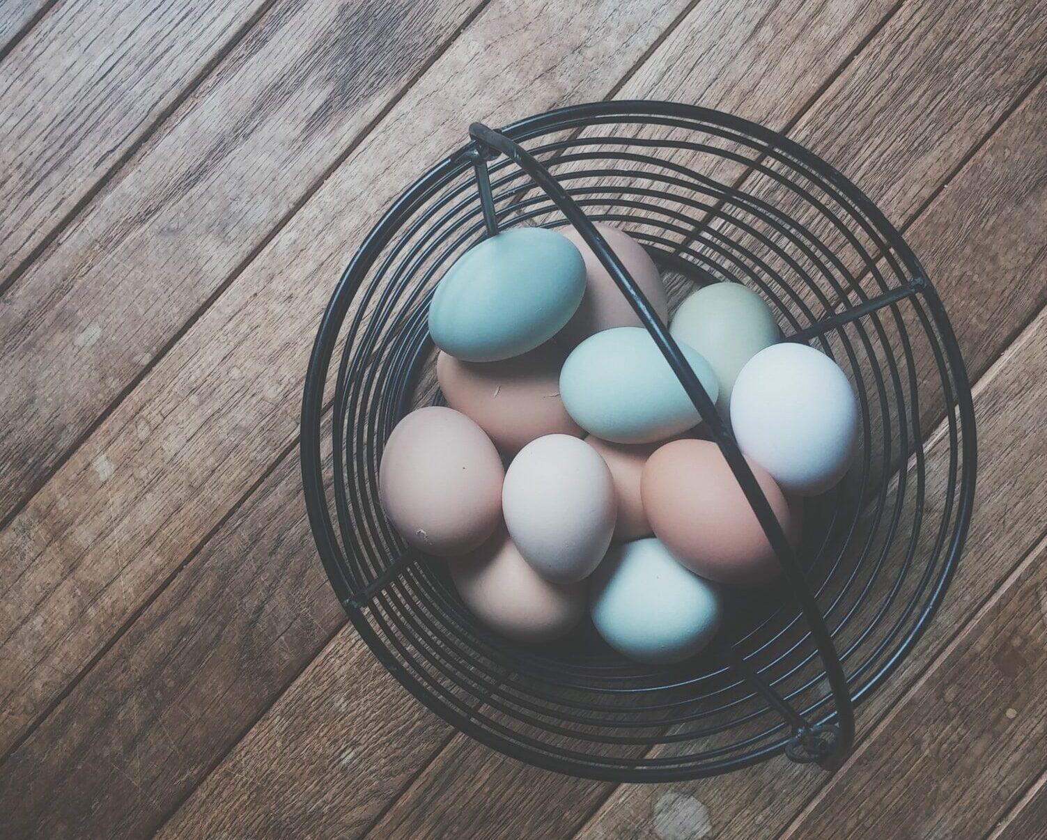 πασχαλινα αυγά για διακόσμηση σπιτιού