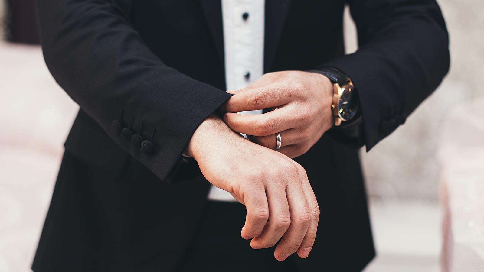 Εναλλακτικό κουστούμι γαμπρού