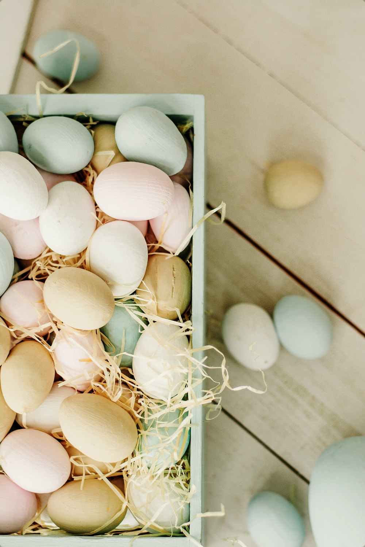 Ιδέες diy για πασχαλινά αυγά