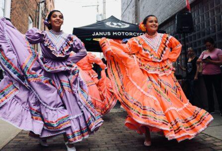 Ισπανικός χορός- μάθετε Ισπανικά