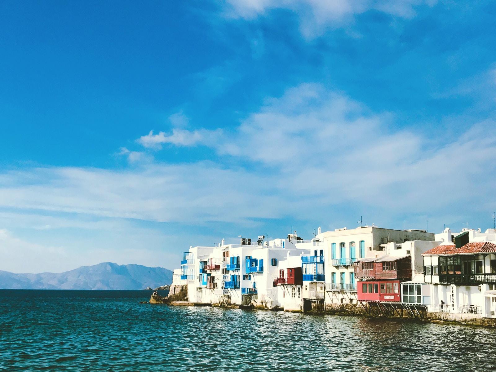 Σαββατοκύριακο με αποδράσεις στην όμορφη Μύκονο - Mykonos Weekend