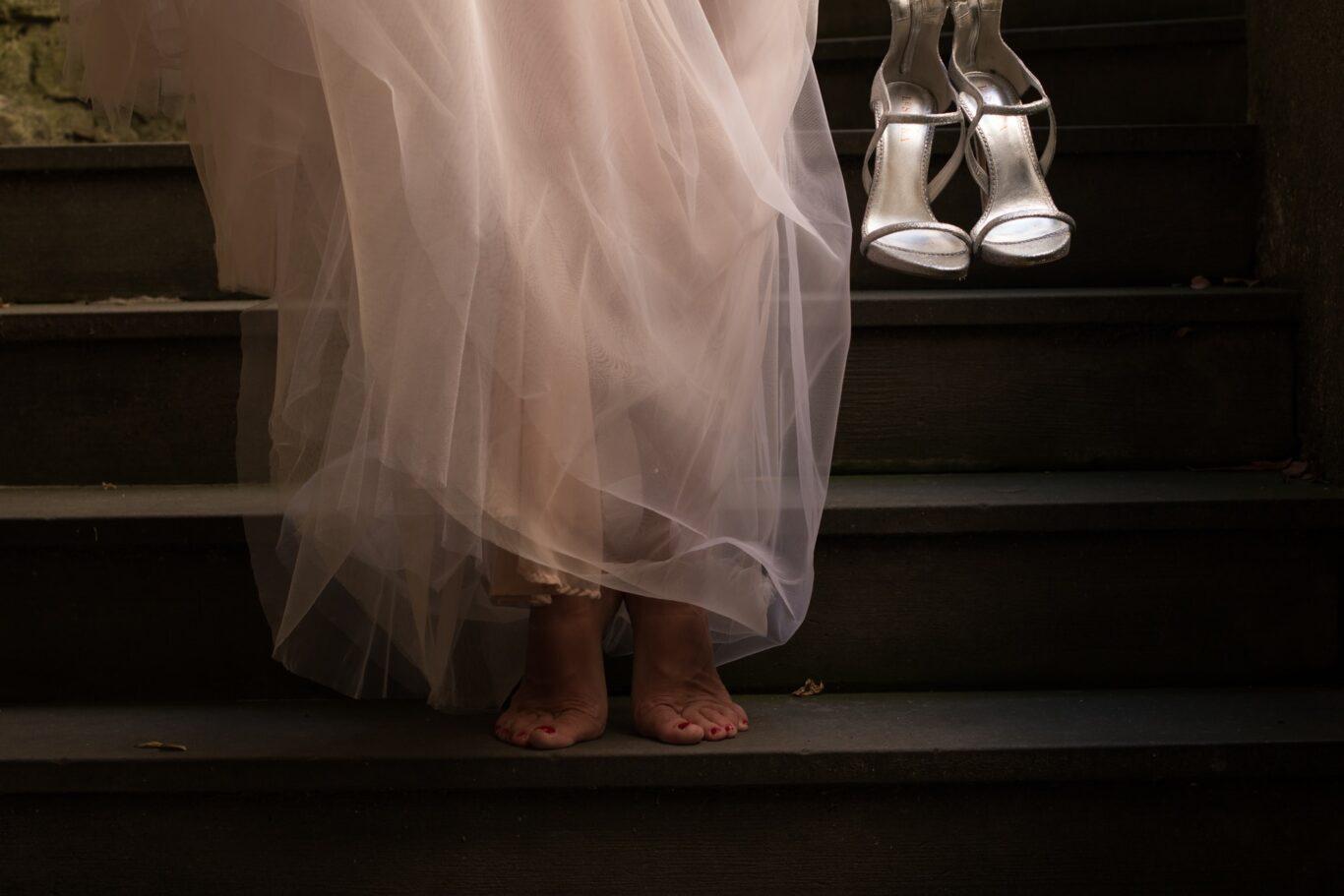 τύποι νυφικών παπουτσιών