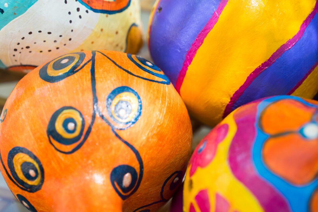 πασχαλινά αυγά για διακόσμηση