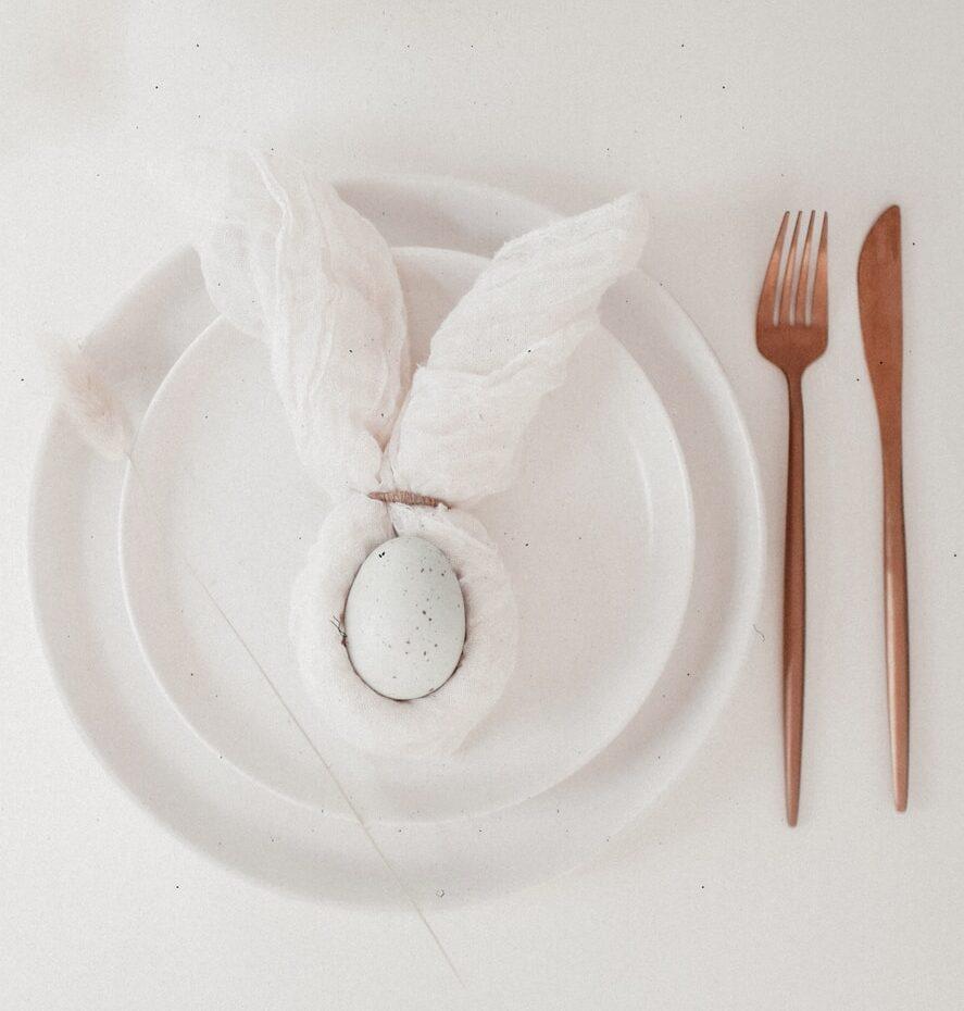 Πασχαλινή διακόσμηση - πασχαλινό τραπέζι