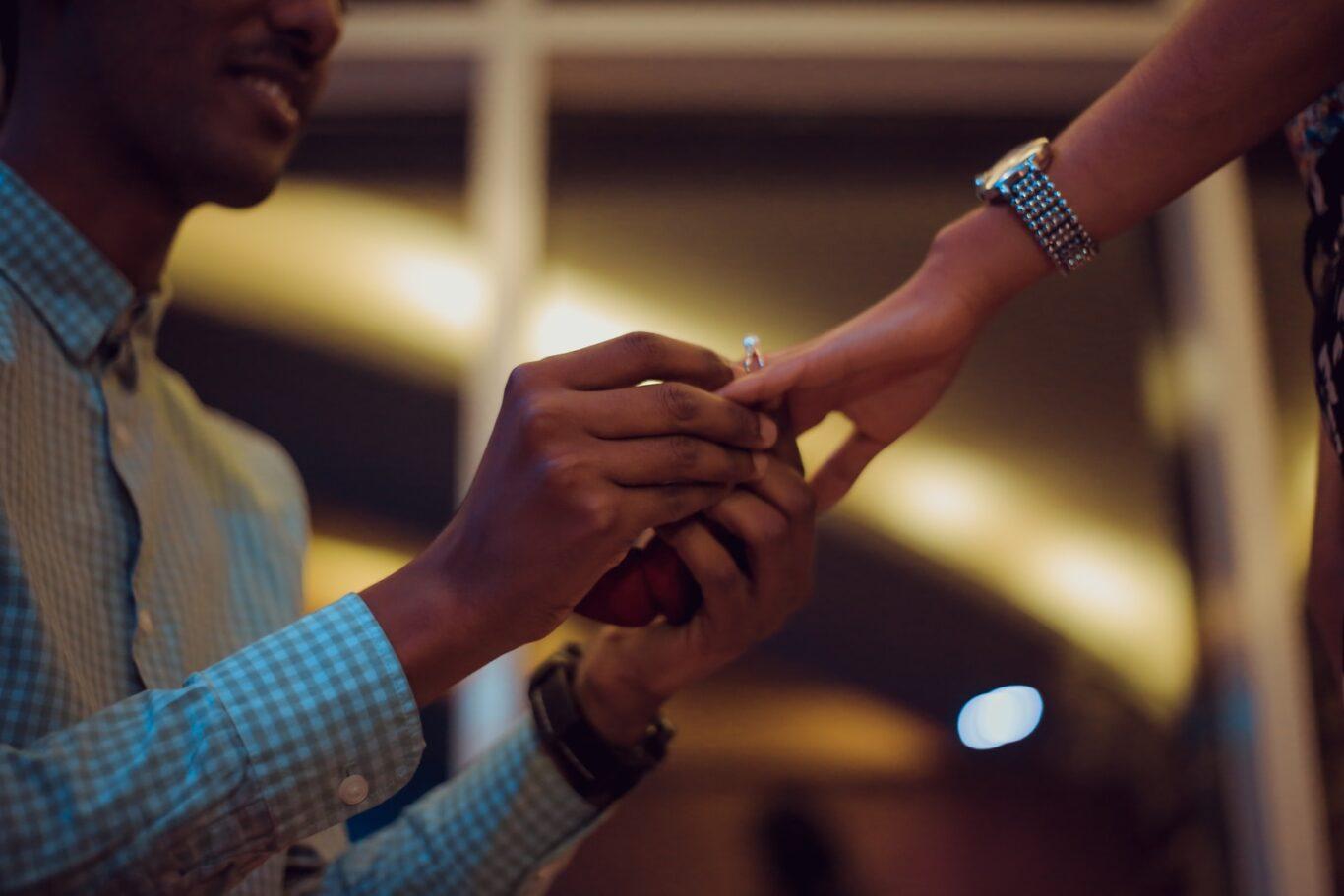 πρόταση γάμου ανδρική υπόθεση