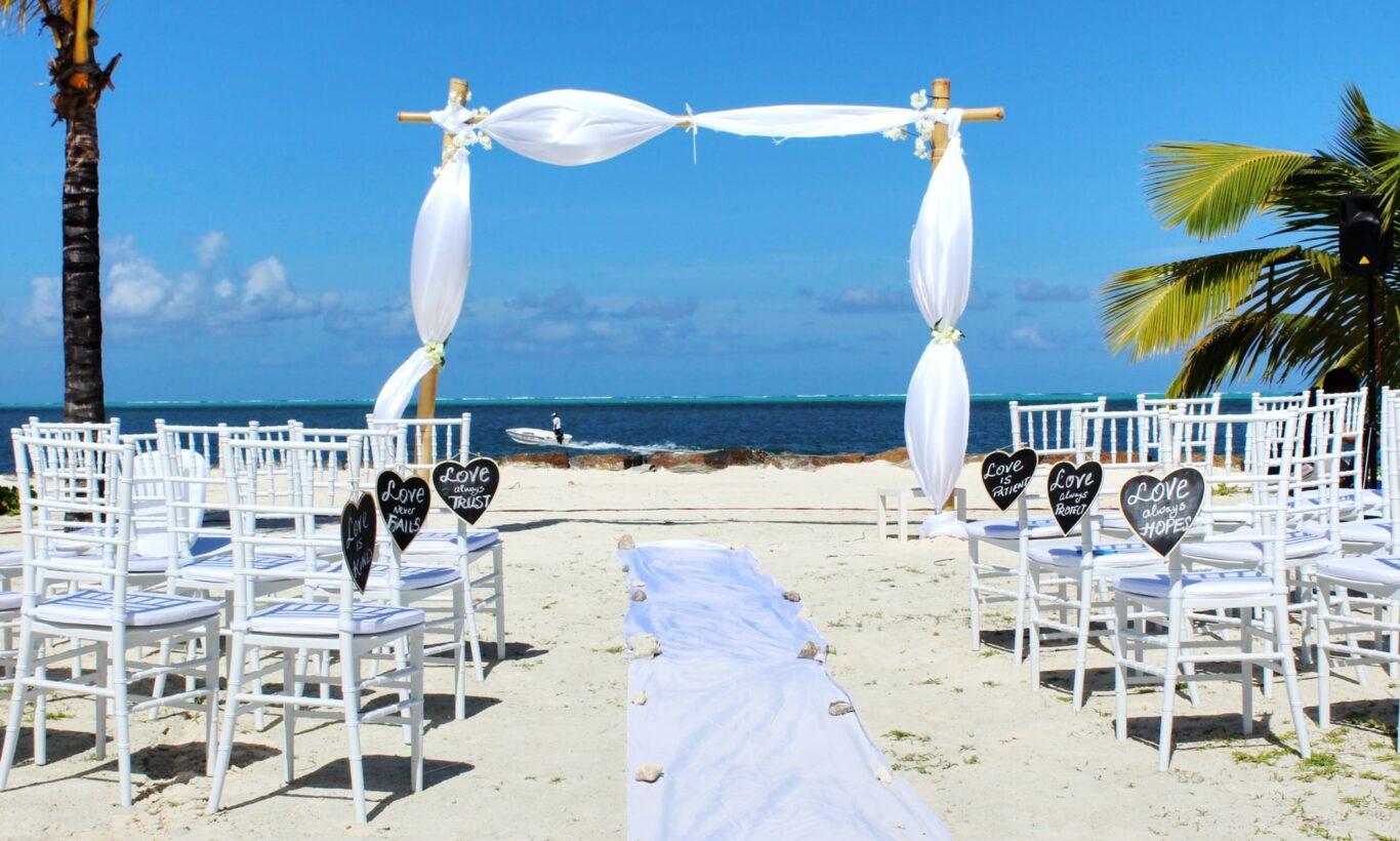 Γάμος στη Παραλία