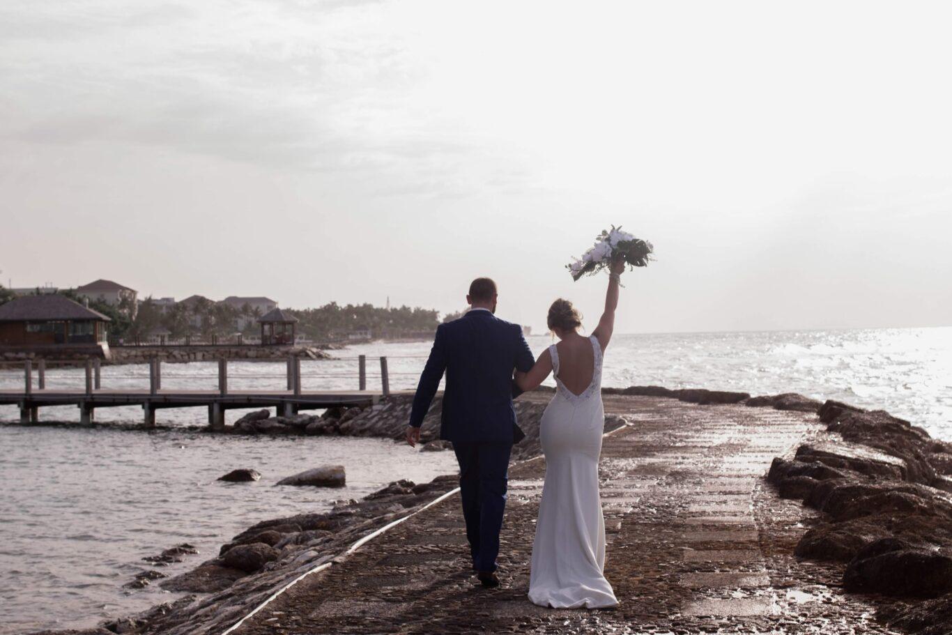 Που θα οργανώσετε ένα Γάμο Παραλιακά