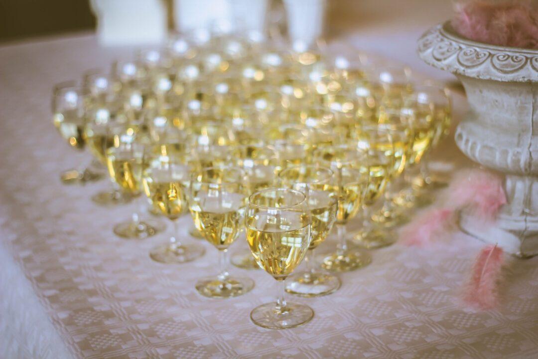 ποτά για τη νύχτα του γάμου