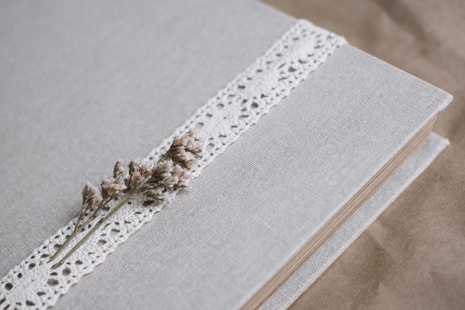 βιβλίο με αναμνήσεις γάμου