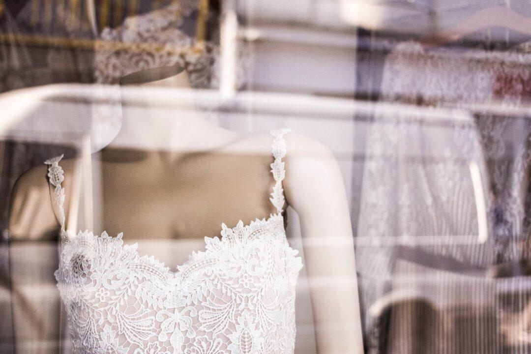 Καταστήματα γάμου-βιτρίνα