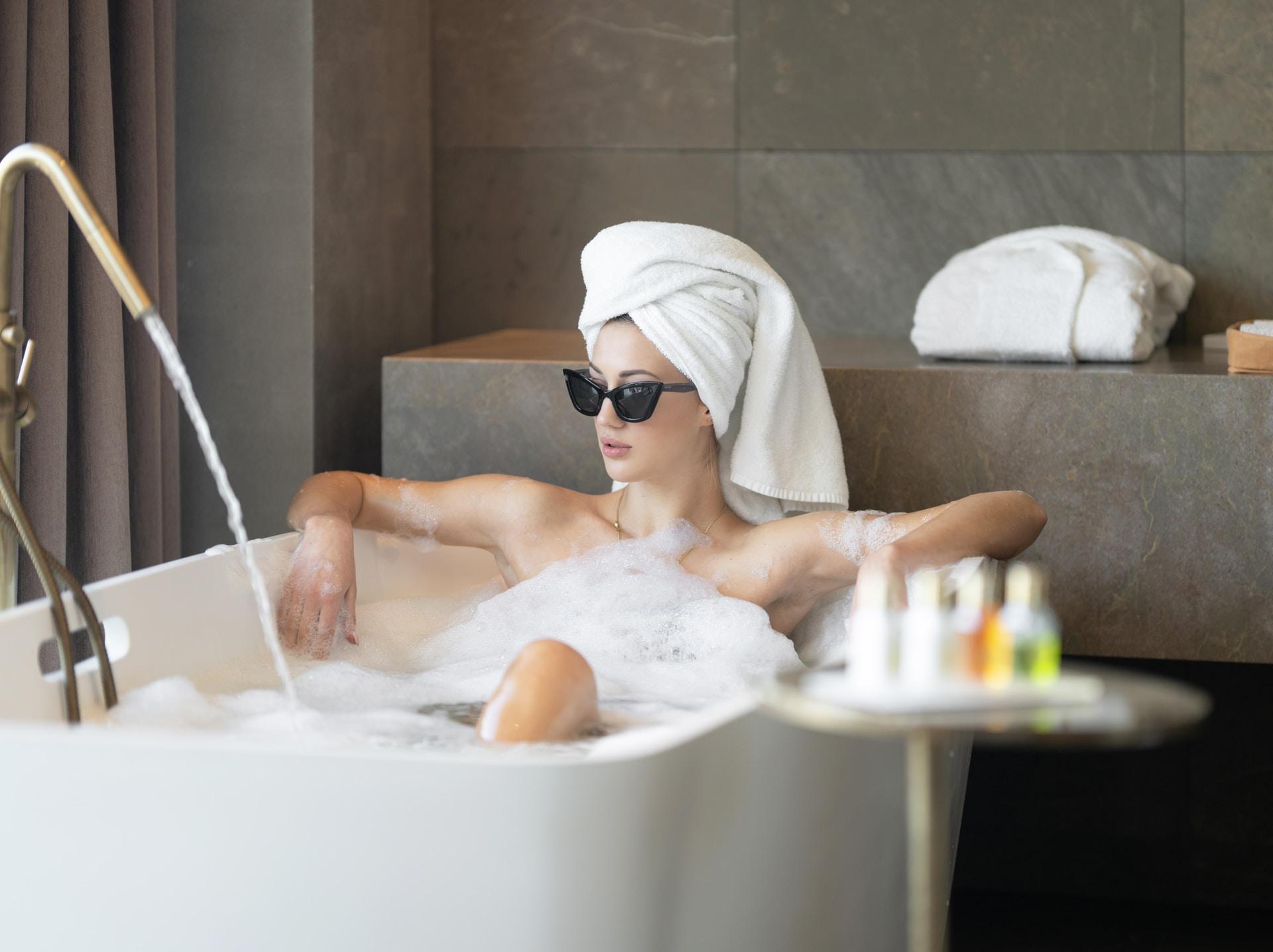 χαλαρωτικό μπάνιο