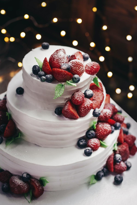 Η θέση της γαμήλιας τούρτας στη δεξίωση του γάμου