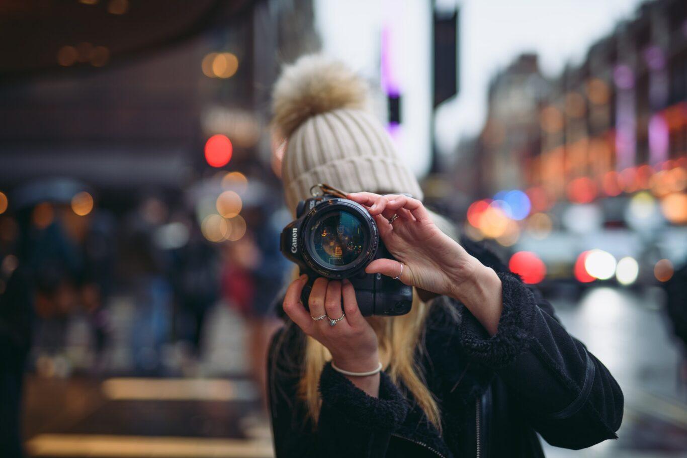 γίνε επαγγελματίας φωτογράφος