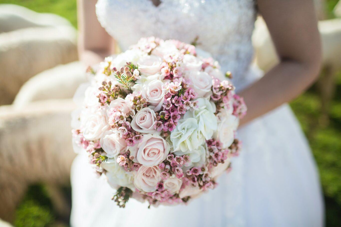 ανθοδέσμη νύφης