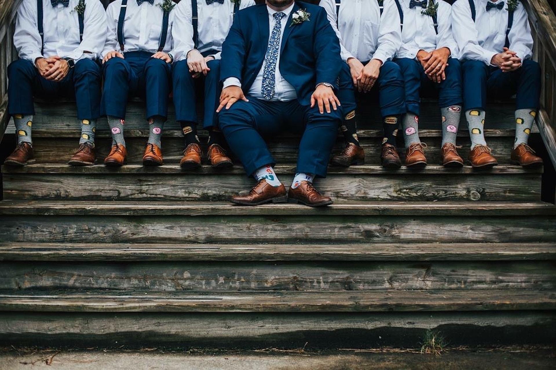 Γαμπριάτικα παπούτσια