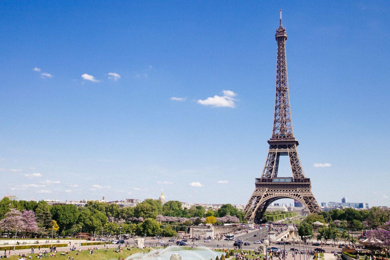Γαμήλιο ταξίδι στο μαγευτικό Παρίσι - Γαλλία