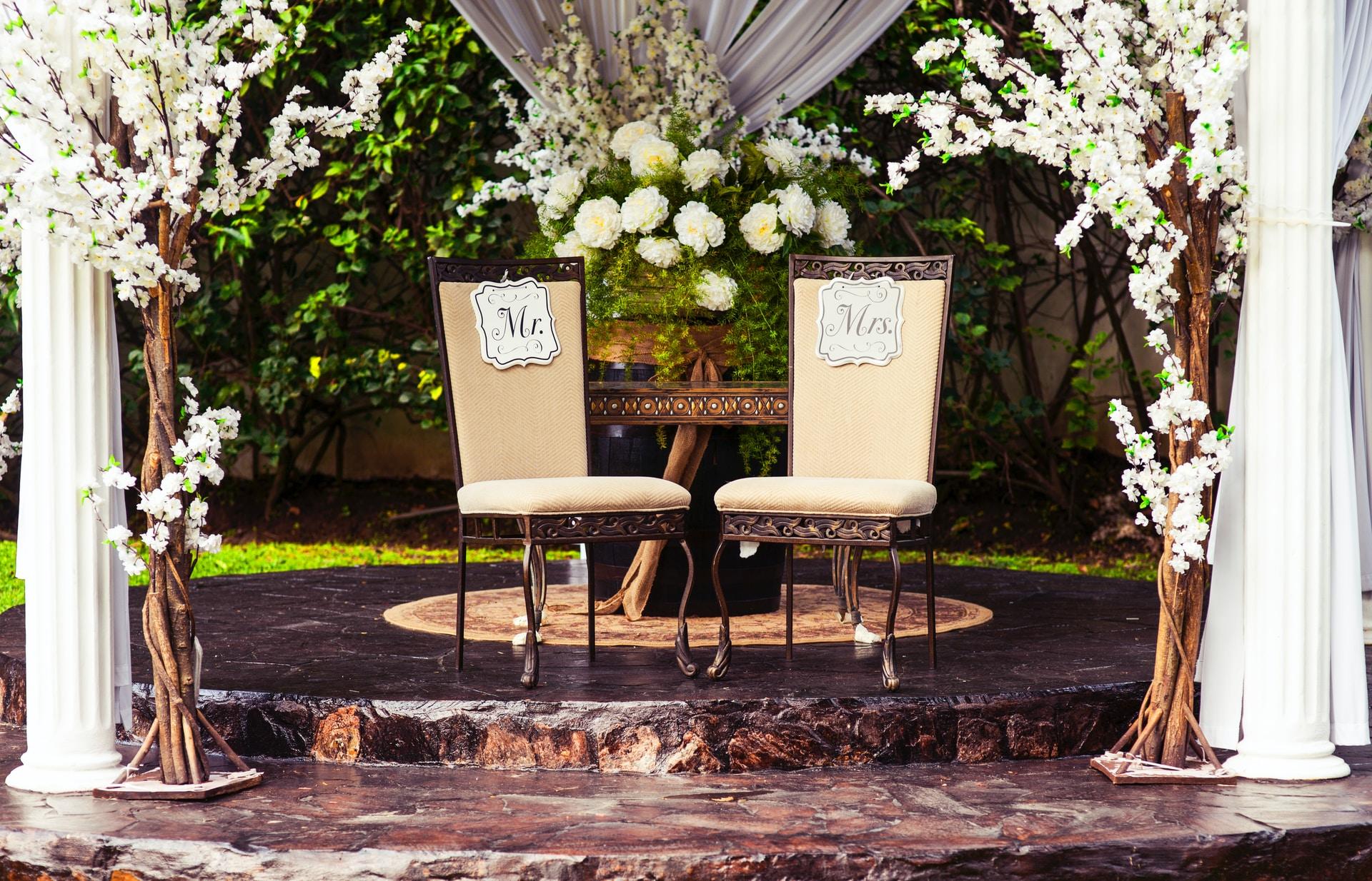 τι κάνει ένα γάμο τέλειο
