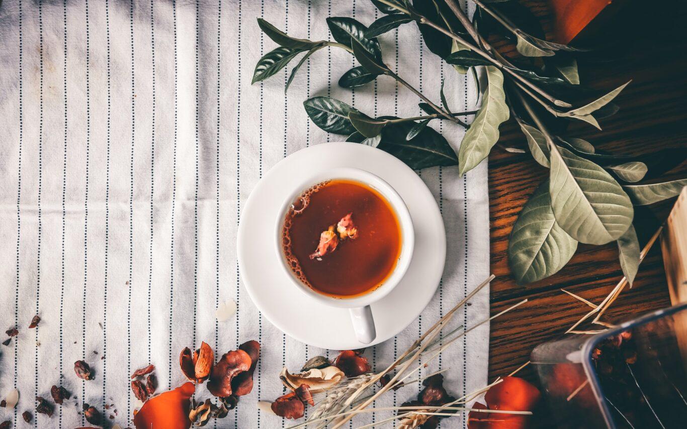 ώρα για χαλάρωση- ώρα για τσάι