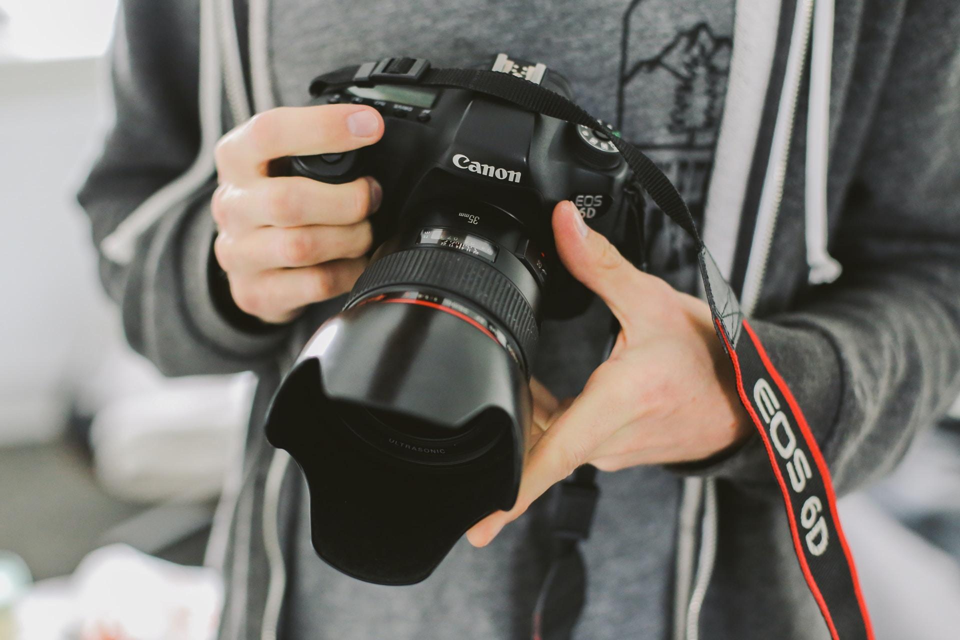 ο κατάλληλος φωτογράφος