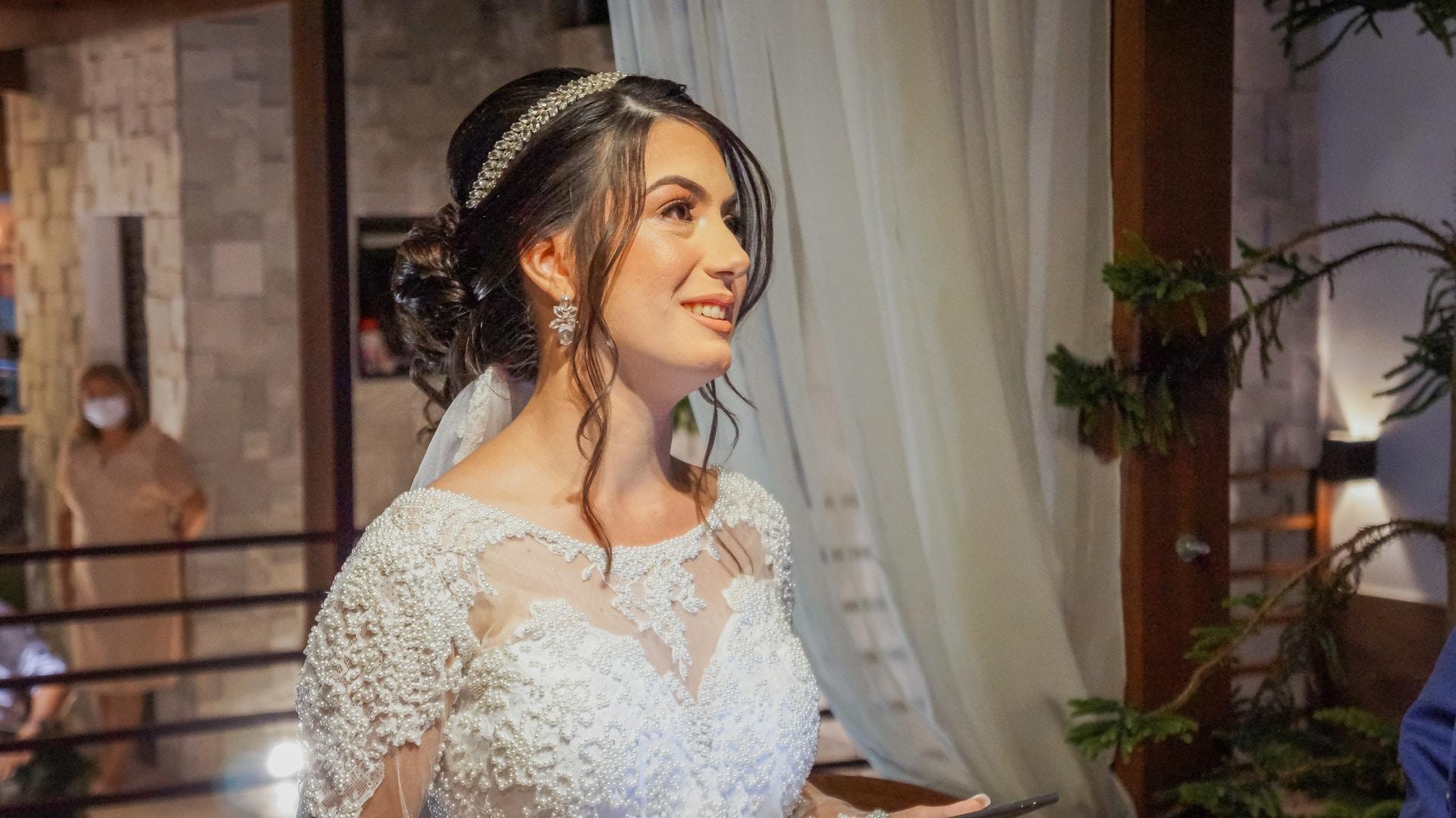 Νύφη πριν απο το γάμο-Έσο έτοιμη