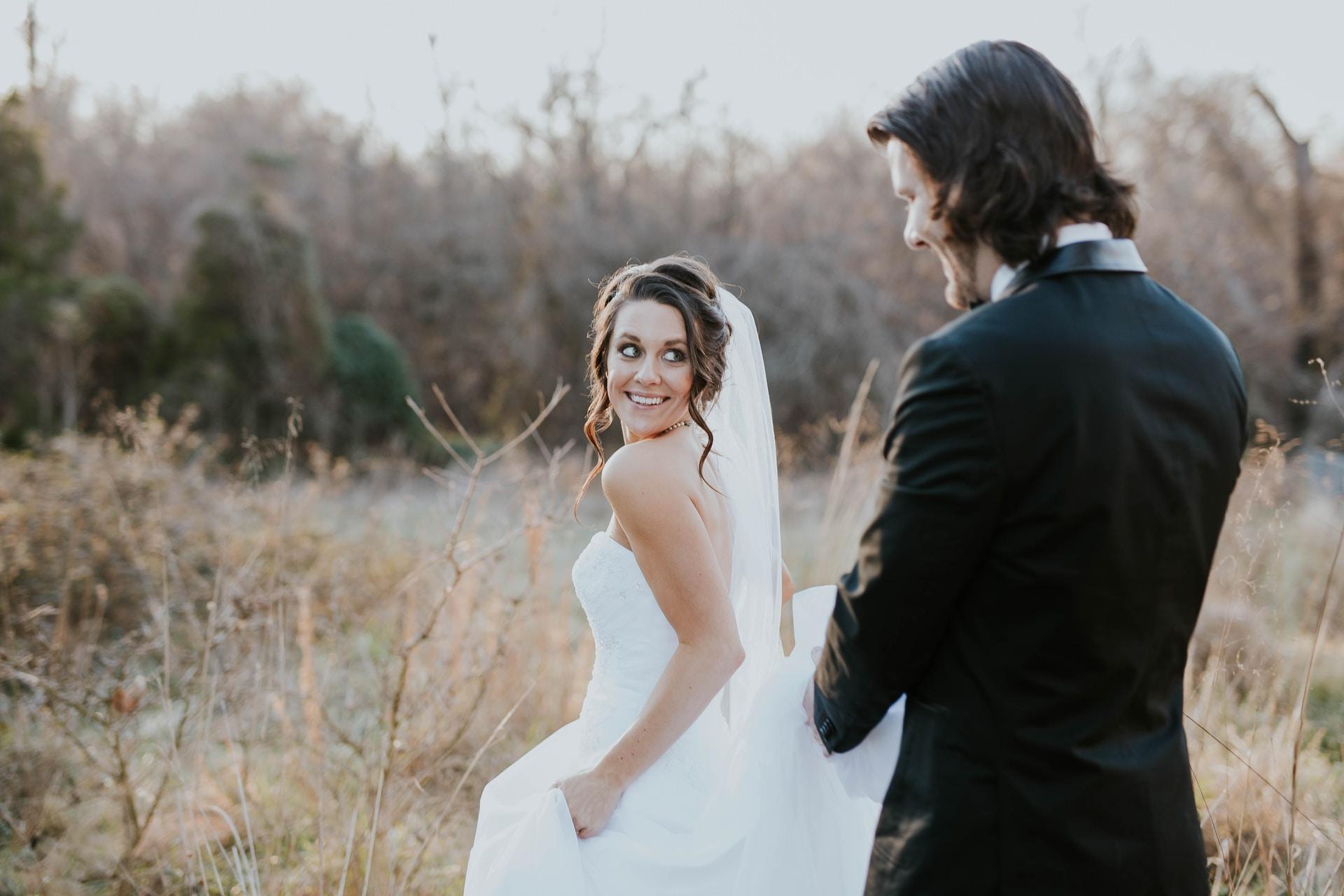 η εικόνα της τέλειας νύφης