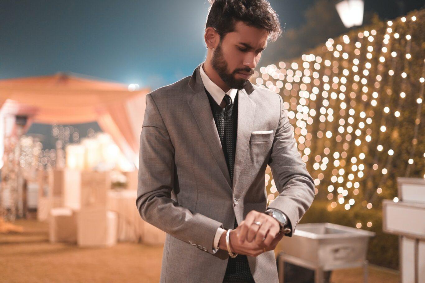 Προσκεκλημένος σε γάμος