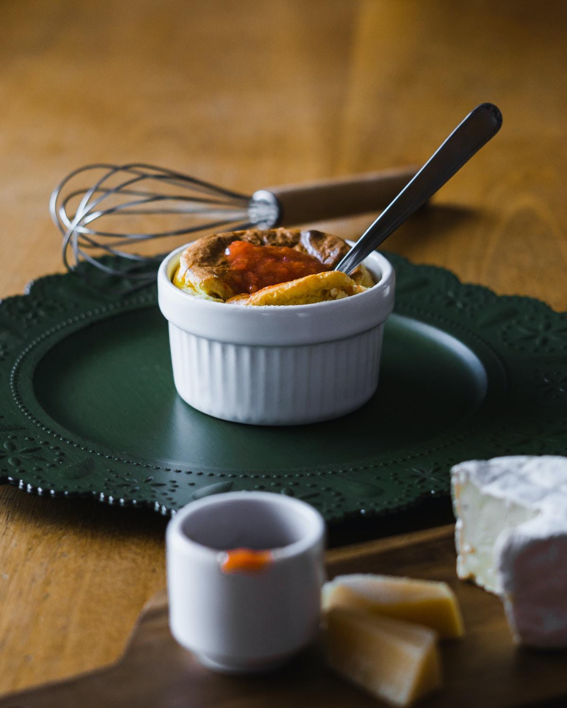Σουφλέ τυριών-συνταγή