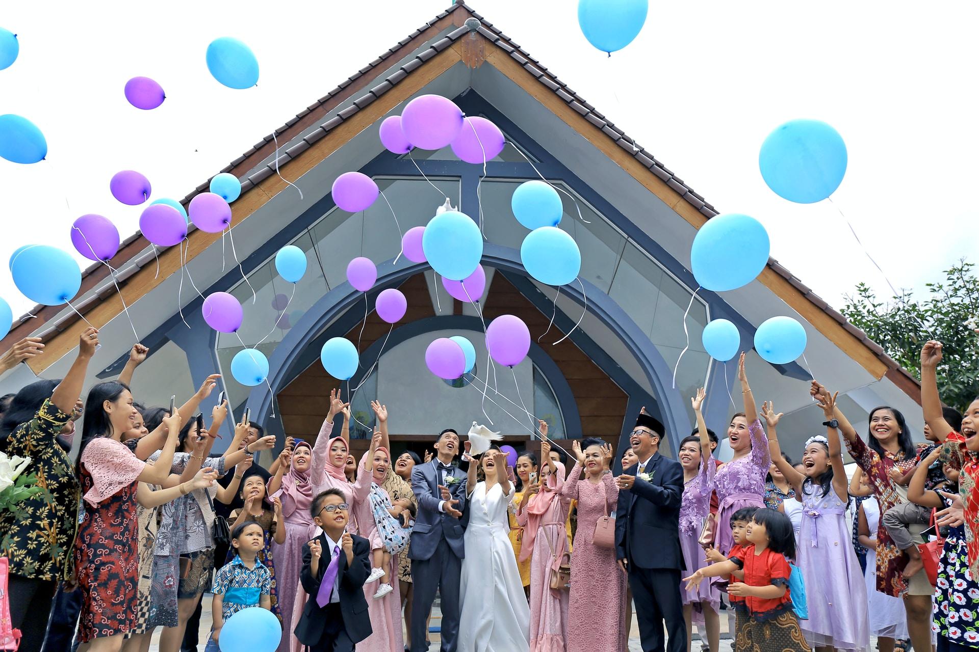 Στολισμός με μπαλόνια