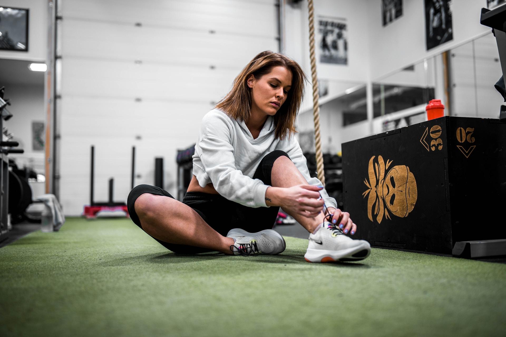 γυμναστείτε και αποκτήστε ενέργεια