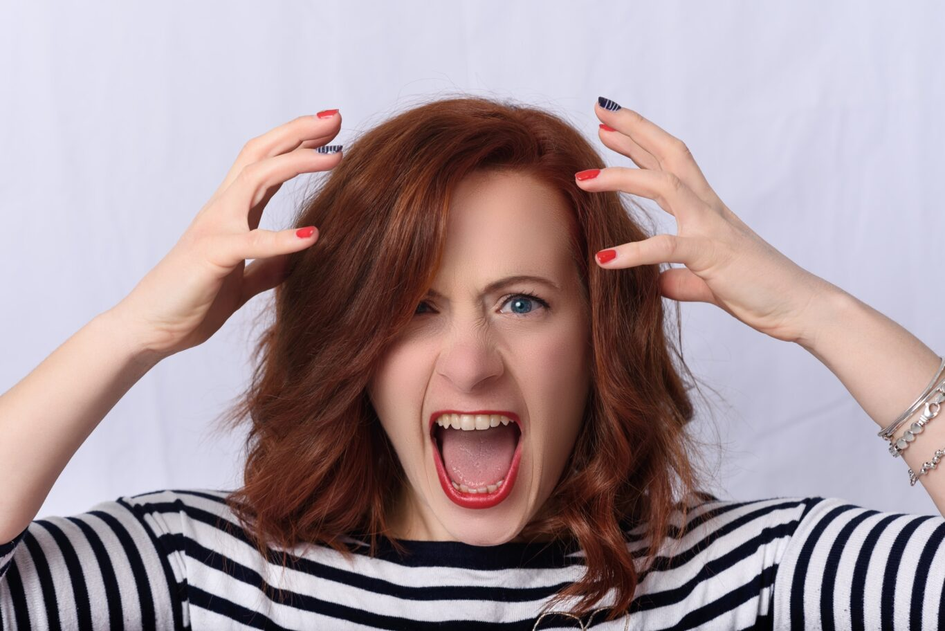 πως εκφράζετε το θυμό σας;