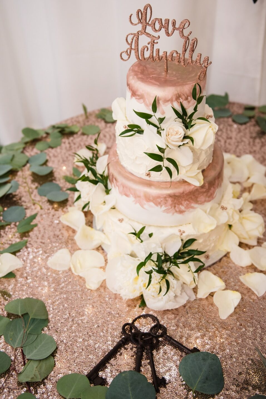 Cake topper με τίτλο ταινίας