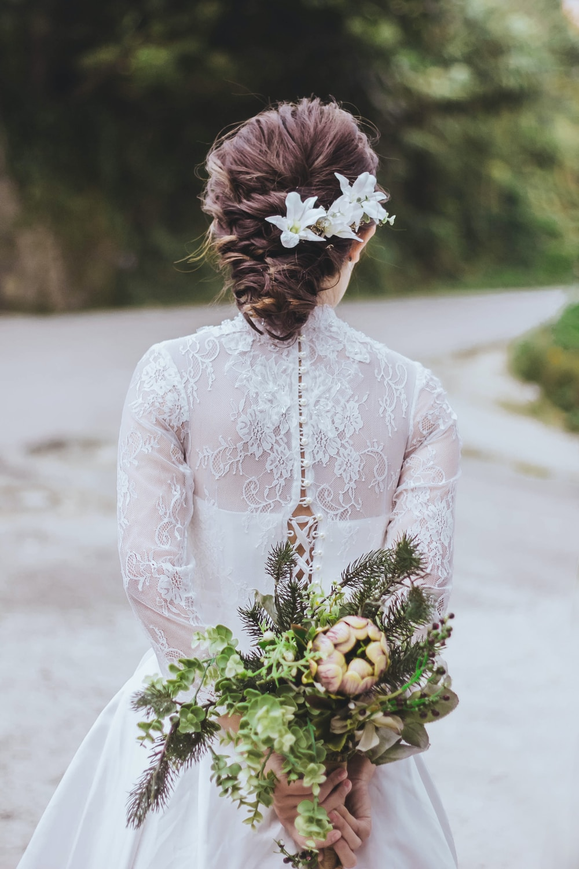 Νυφικά για χειμερινό γάμο
