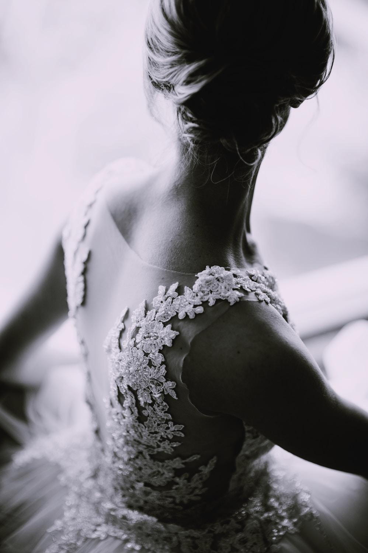 Η προετοιμασία της νύφης ξεκινάει από πολύ νωρίς