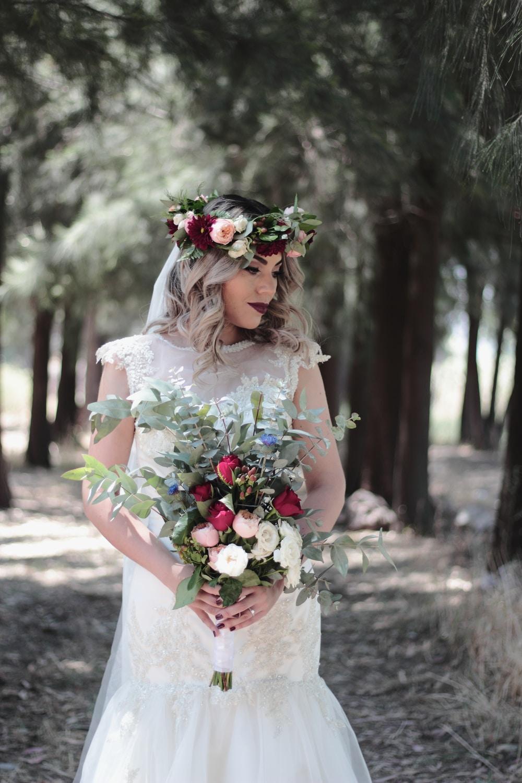 Ιδέες για να στολίσετε τα μαλλιά την ημέρα του γάμου